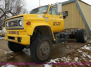 1986 Chevrolet Kodiak 70 Truck Cab And Chassis