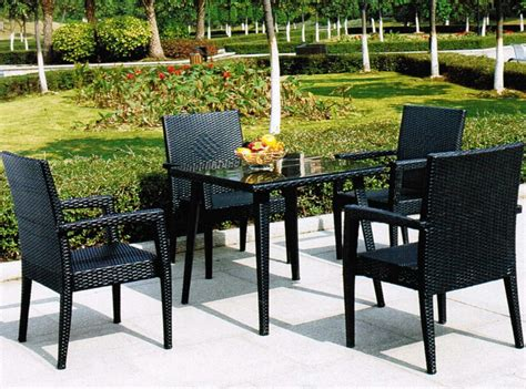 rugged outdoor garden patio furniture wrought iron