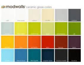 impressive glaze colors 7 ceramic tile color chart neiltortorella com