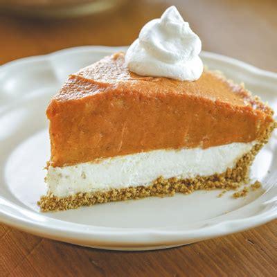 pumpkin pie recipe double layer pumpkin cheesecake recipe dishmaps