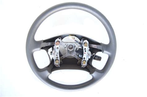 toyota camry steering wheel grey polyvinyl