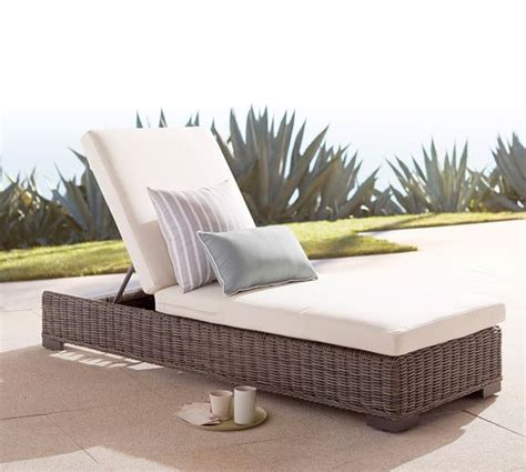 Pottery Barn Chaise Lounge by Pottery Barn Outdoor Furniture Sale Save 30 On Chaise