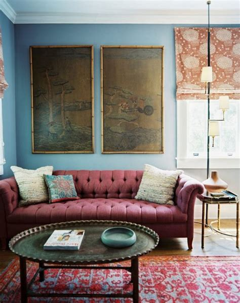home decor in marsala pantone s 2015 color home decor ideas