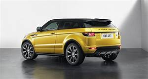 Range Rover Evoque D Occasion : range rover evoque sicilian yellow limited edition revealed photos caradvice ~ Gottalentnigeria.com Avis de Voitures