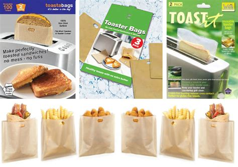 Toaster Bags by Toaster Bags Are A Gluten Free Travel Essential