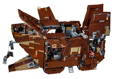 star wars leg l to release star wars sandcrawler in may 2014