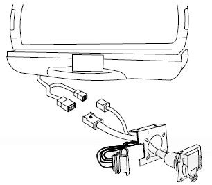 Tow Ready Custom Fit Vehicle Wiring For Toyota Tundra