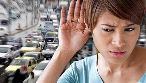 city noise linked  hearing loss  malaysia today