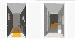 1000 idees sur le theme couloirs etroits sur pinterest With attractive couleur peinture couloir sombre 9 conseils deco decoration couloir etroit