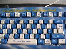 Die bayrische Tastatur