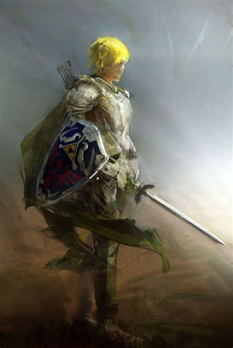 This Would Be A Really Cool Concept For Link Its Kind Of