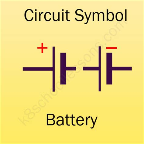 Drawing Circuits For Physics Lessons