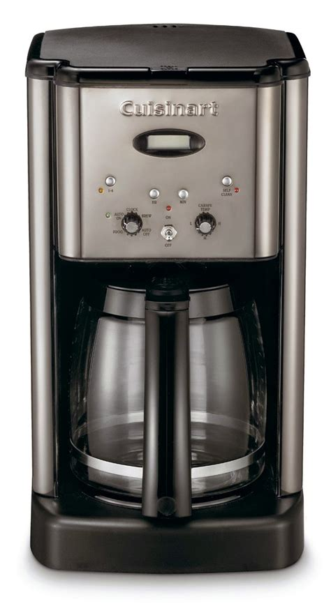 A coffee grinder is a must for every household that enjoys home brewed coffee on a daily basis. Home, Garden & More...: Cuisinart DCC-1200 Brew Central 12-Cup Programmable Coffeemaker, Review ...