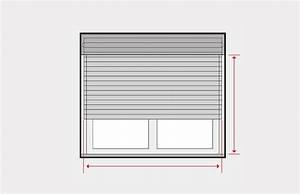 Fenster Rolladen Reparieren : rollladen ausmessen anleitung rollladenpanzer messen ~ Michelbontemps.com Haus und Dekorationen