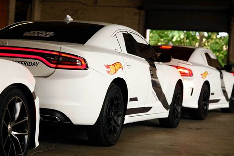 Dodge Charger Stormtrooper by New Wars Inspired Dodge Charger Introduced Bestride