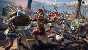 Video: Check Out Assassin's Creed Odyssey Running On ...