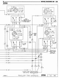 How The Heck Do The Trailer Relays Work   Schematic
