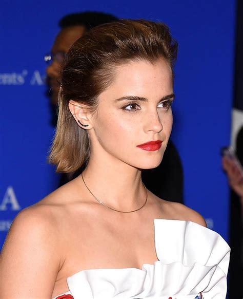 Emma Watson White House Pants Lainey Gossip Lifestyle