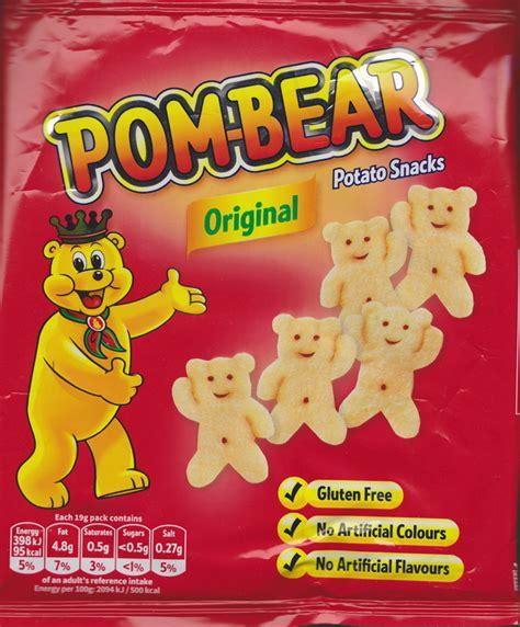 pom pom cuisine pom potato snacks original food drink database