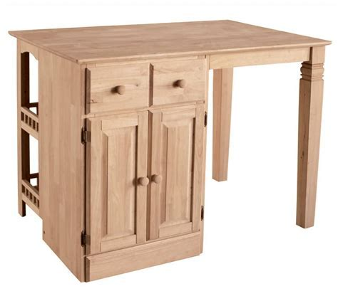Kitchen Island Base No Top ? Homes By Ottoman