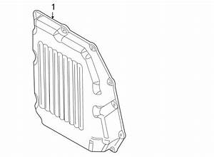 2012 Land Rover Lr2 Automatic Transmission Cover