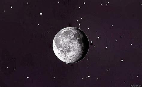 fases da lua    gif