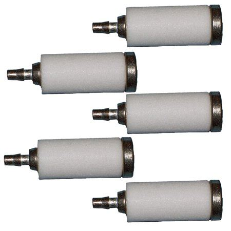 Poulan Chainsaw Fuel Filter by Poulan Craftsman Chainsaw 5 Pack Oem Replacement Fuel