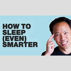 Kwik Brain Episode 27 How To Sleep (even) Smarter  Q & A With Shawn Stevenson Youtube