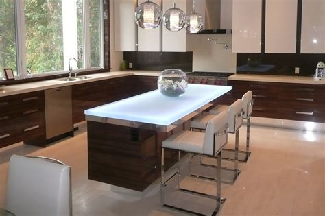 popular glass countertop types cgd glass countertops