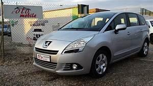 Peugeot 5008 7 Places Occasion Belgique : voiture peugeot 5008 1 6 hdi 110 premium pack 7 places occasion diesel 2010 150450 km ~ Gottalentnigeria.com Avis de Voitures