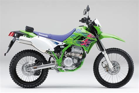 Modification Kawasaki Klx 250 by Planet Japan Kawasaki Klx 250 Edition 2016