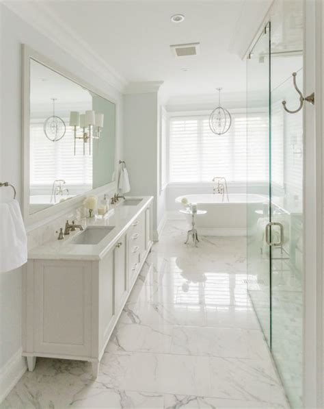 astonishing transitional bathroom interior designs