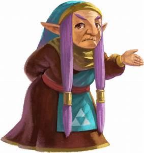 Impa Zelda Dungeon Wiki