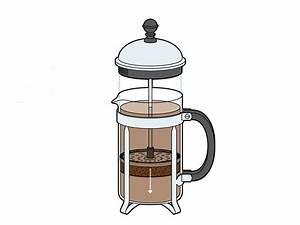 French Press Kaffeepulver : french press brewed coffee recipe food wine ~ Orissabook.com Haus und Dekorationen