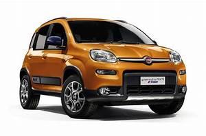 Avis Fiat Panda 4x4 : la fiat panda 4x4 d barque en s rie sp ciale k way ~ Medecine-chirurgie-esthetiques.com Avis de Voitures