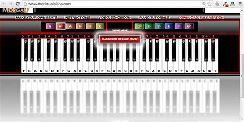virtual piano   piano instruments