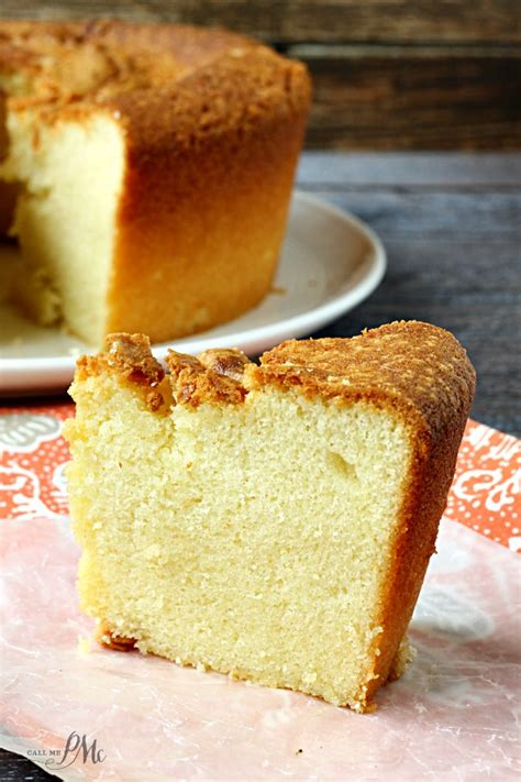 sour pound cake served up with love sour cream pound cake weekend potluck 212