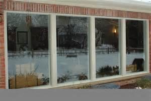 Door with Large Windows