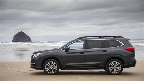 subaru ascent  drive close encounters