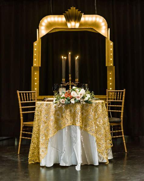 Great Gatsby Themed Wedding POPSUGAR Love &Photo 7