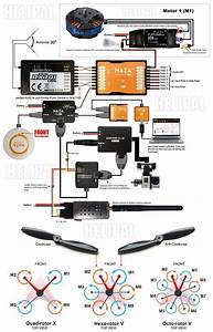 Drone Bee Rotor Wiring Diagrams : naza layout looking for a 39 quadcopter 39 get your first ~ A.2002-acura-tl-radio.info Haus und Dekorationen