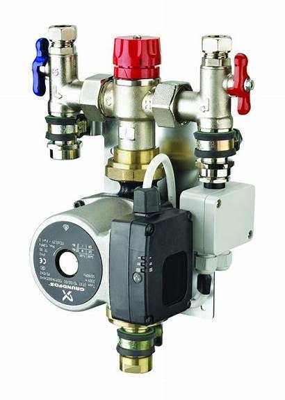 Single Ufh Pack Control Pump Manifolds