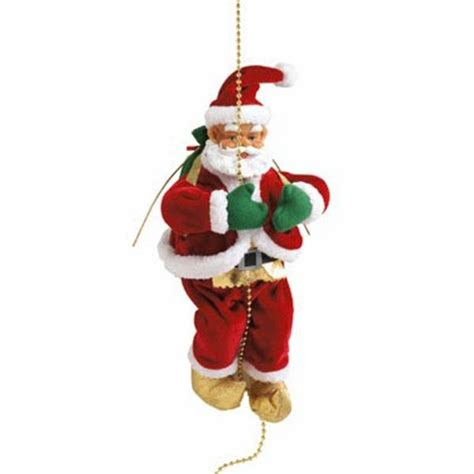 musical climbing father christmas ideal practical