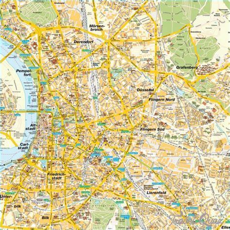essen d 252 sseldorf map travelquaz