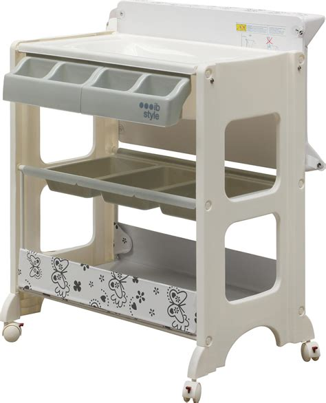 baignoire table a langer changing unit table bath portable changer dresser mat baby cleaning