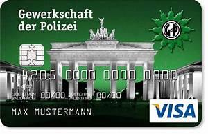 Visa Card Abrechnung : unsere kostenlose gdp visa card mit dkb cash gewerkschaft der polizei ~ Themetempest.com Abrechnung