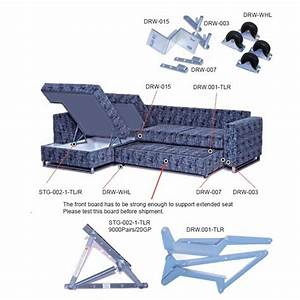China Storrage And Drawing Sofa Bed Mechanism