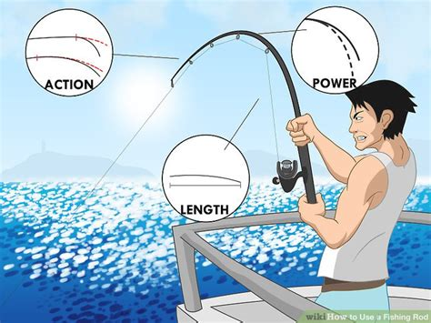 ways    fishing rod wikihow