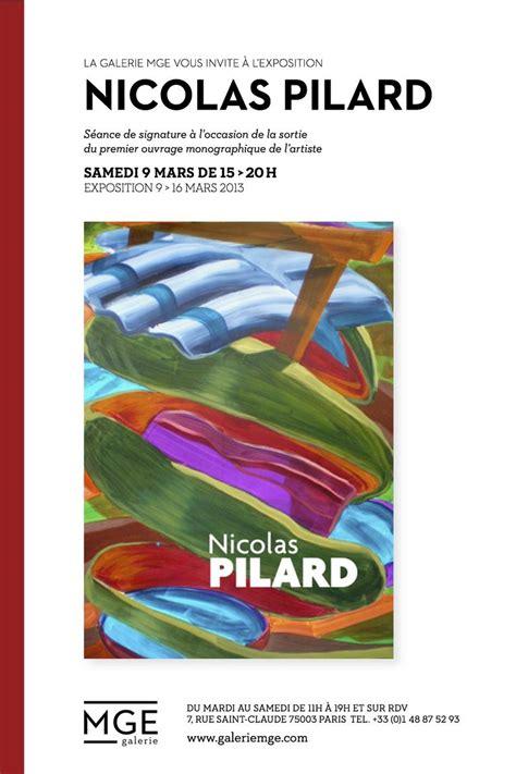 Nicolas Pilard   Cnap