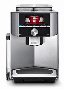Kaffeevollautomat Mit Wasseranschluss : siemens kaffeevollautomat eq 9 mit testberichten ~ Michelbontemps.com Haus und Dekorationen